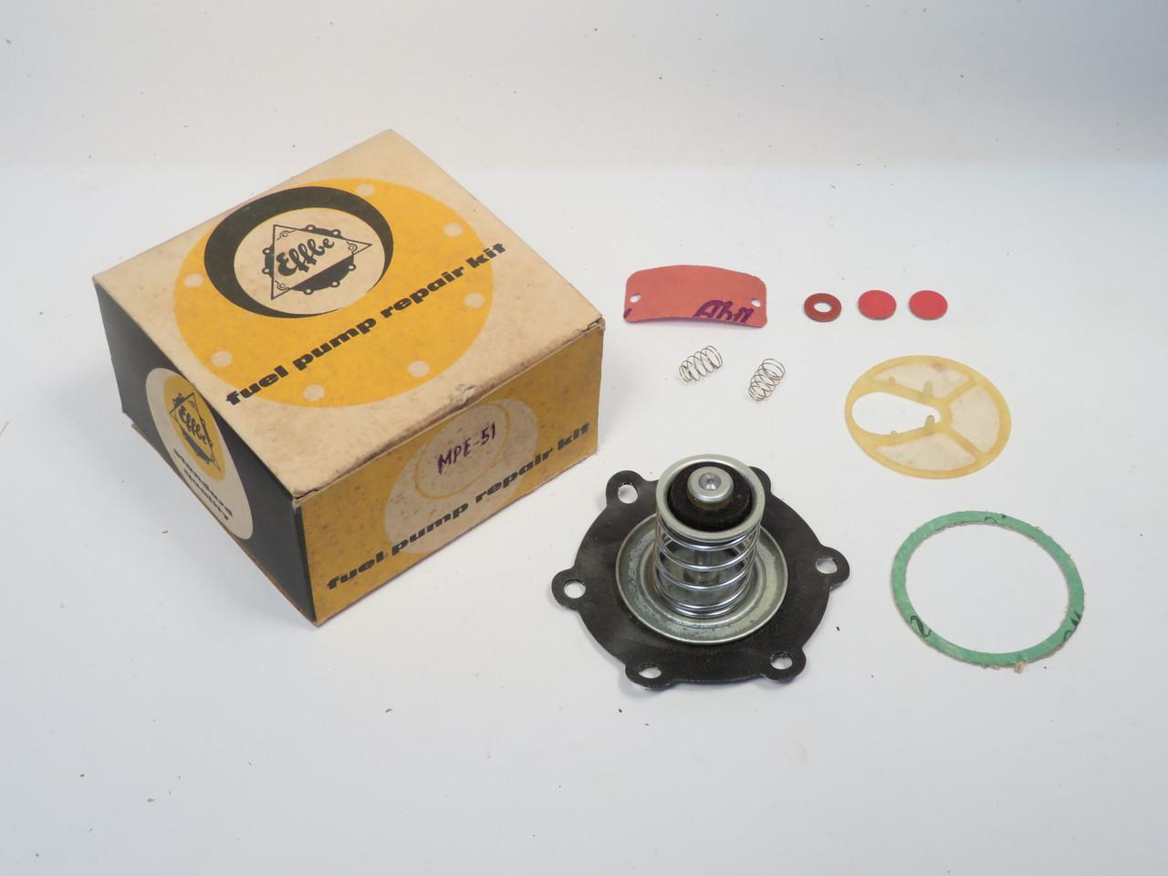 BMW 700 & VW Fastback Squareback Mechanical Fuel Pump Repair Kit  MPE51