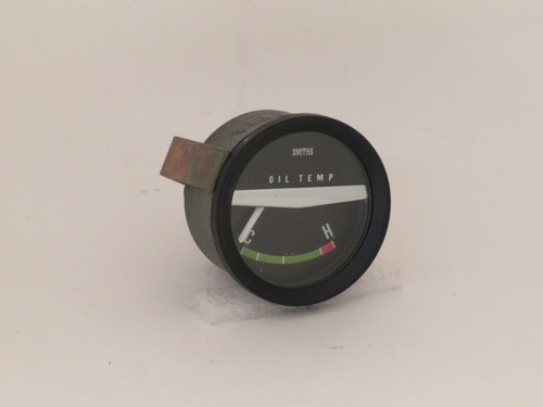 Oil Temperature Gauge NOS Smiths Fits Volvo P1800 E & ES BT2223/00