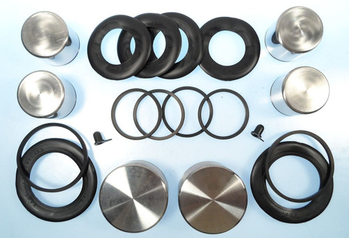 DeTomaso Deauville Longchamp Front Caliper Piston & Seal Kit