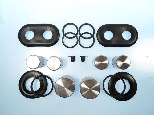 Jensen Interceptor Rear Stainless Caliper Piston & Seal Kit