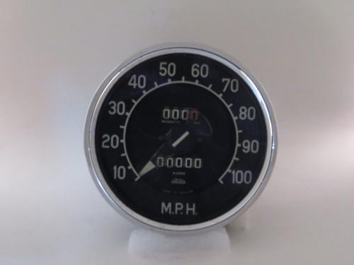 Rover P4 80 NOS Jaeger 100MPH Speedometer  SN5323/02 (1312)