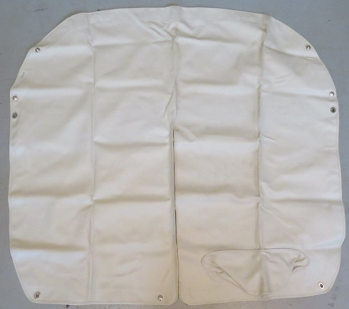 Tonneau Cover White NOS Amco Brand Fits Austin Healey 100/6 2-Seater 2903