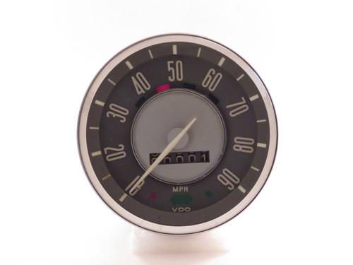 VW Karmann Ghia VW Brand 90MPH Speedometer  141.957.023C