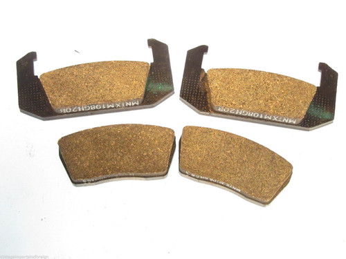 Details about   Rover 2000 & 2000TC 1966-1971 New Mintex Brand Premium Rear Brake Pad Set GP129