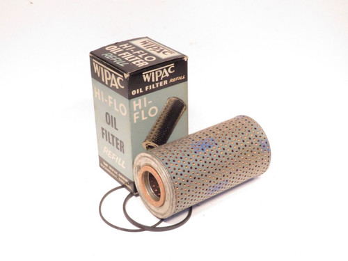 AC Ace Aston Martin MGC Sunbeam Alpine Wipac Oil Filter Element