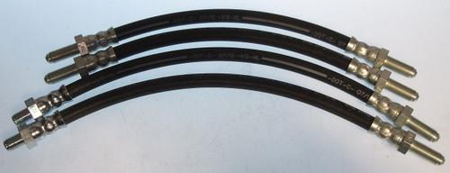 Details about   Brake Hose Kit Fits Saab 96 & Sonett 4 Piece Brake Hose Kit Made In USA