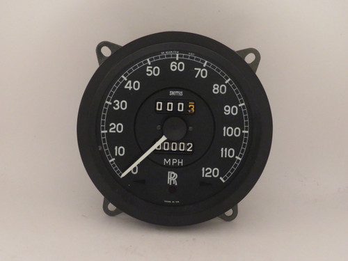 Rolls Royce Silver Cloud S3 Continental NOS Smiths 120MPH Speedometer  SN6328/04