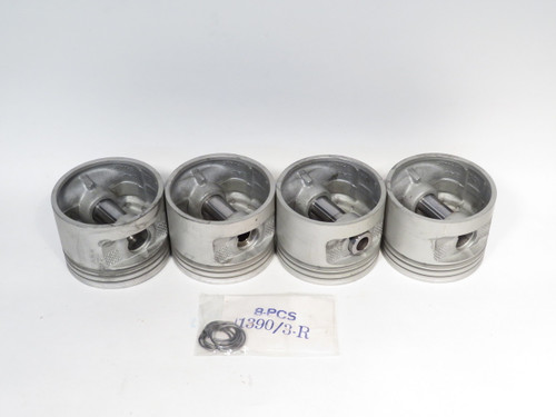 VW Golf GTi Jetta GLi Rabbit GTi & Scirocco Engine Piston Set .50mm Oversize