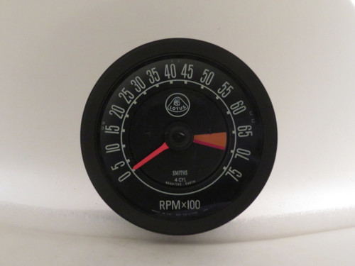Lotus Elite & Eclat Smiths Tachometer  RVC2413/00