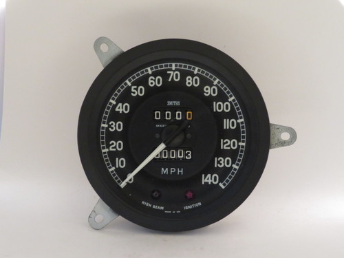 Austin Vanden Plas Princess Smiths 140MPH Speedometer  SN6327/04