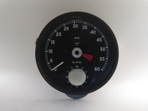 Jaguar 3.4S 3.8S & MKX NOS Smiths Tachometer  RV7413/02