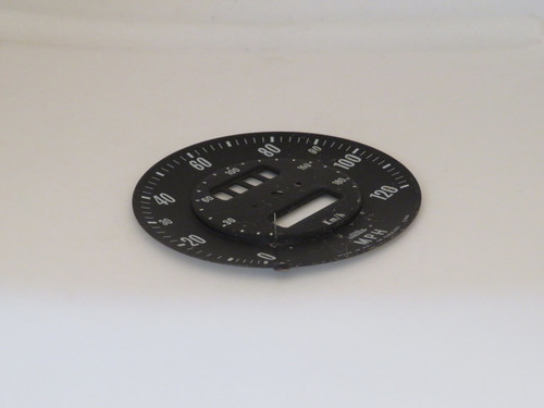 Sunbeam Alpine Speedometer Dial Face  SN5324/50