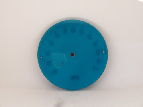 Rover 3500 P6 2nd Series Tachometer Dial Face Plate