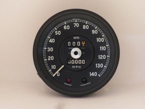 Jaguar 2.4L MKII 140MPH Speedometer  SN6326/01
