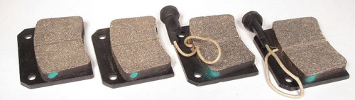 Jensen Interceptor Mintex Rear Brake Pad Set