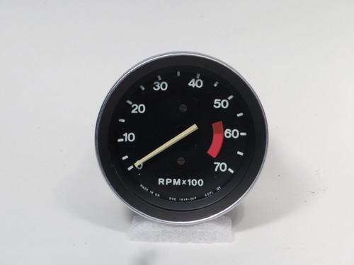 MG Midget 1500 Smiths 7000RPM Tachometer
