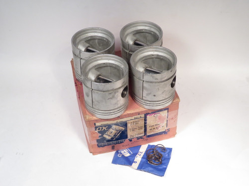 Hillman Minx 1494cc .030 Oversize Engine Piston Set  801R