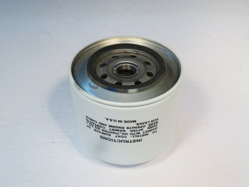Alfa Romeo 2000 GTV & Fiat 124 128 X 1/9 Oil Filter