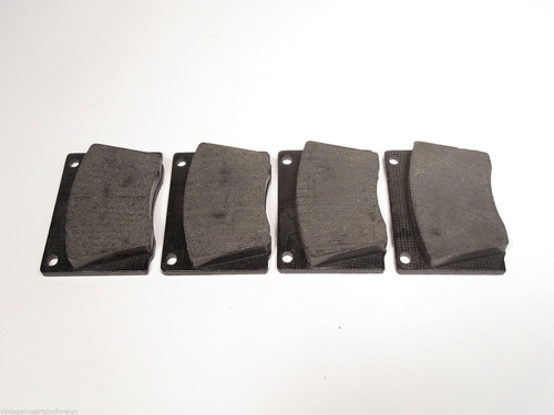 Jensen Interceptor Lotus Esprit Elite TVR Volvo P1800S Brake Pad Set