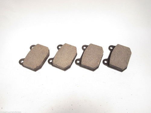 Alfa Romeo Spider GTV Morgan Plus 8 Opel Manta Front Brake Pad Set