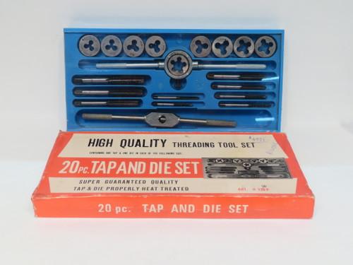 Witworth BSW 20 Piece Tap & Die Set  120P-BSW