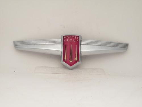 Hillman Minx MK6 & MK7 Rootes Group Hood Emblem  H94239