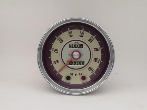 Wolseley 15/60 1958-1961 NOS Jaeger Speedometer  SN6115/00