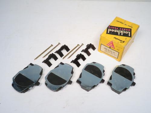 Sunbeam Alpine GT & Triumph TR2000 Sedan Front Brake Pads LDB26