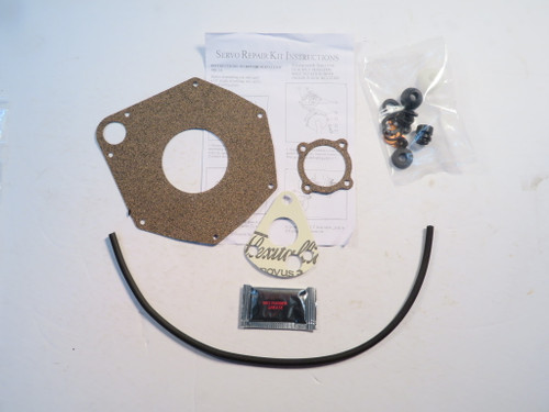 Lotus Elan Volvo 121 131 Sunbeam Alpine Reliant Scimitar TVR Trident Singer Chamois Brake Servo Repair Kit SP2230