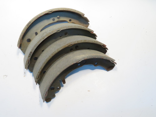 Fiat 1500 Series 1 Spyder 1961-1963 Rear Brake Shoe Set  BS175