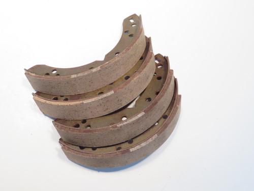 Riley 1.5 1957-1962 Geon Rear Brake Shoe Set  BS104