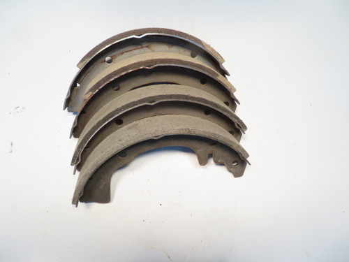 Renault Dauphine Caravelle & Gordini Front Brake Shoes  BS90