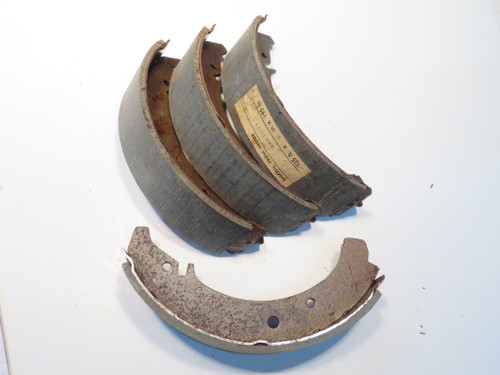 "Fiat 1100 1200 & 1100R Geon 10x2"" Brake Shoes  BS97"