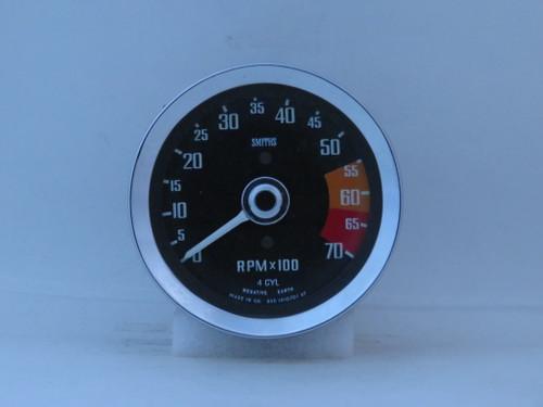 MG Midget NOS Smiths 7000 RPM Negative Earth Tachometer  RVC1410/01AF