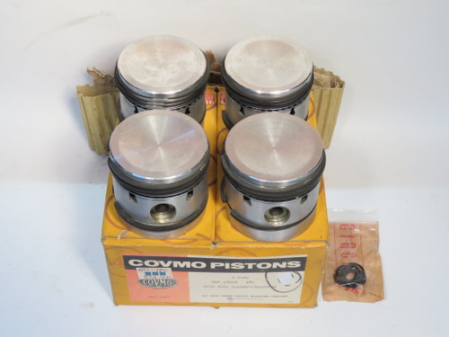 MGB 1798cc 1965-1966 NOS AE Standard Size Engine Piston Set