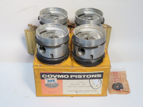MGB 1798cc 1965-1966 NOS AE Standard Size Engine Piston Set