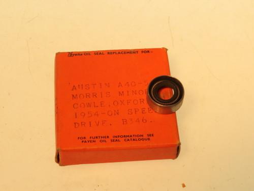 Morris Minor Austin Healey 100/6 3000 MG Midget MGA & Nash Metropolitan Speedometer Drive Oil Seal  B346