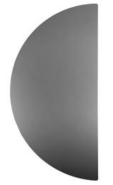 """Half Griddle - Fits 26"""" Weber Charcoal Grills"""