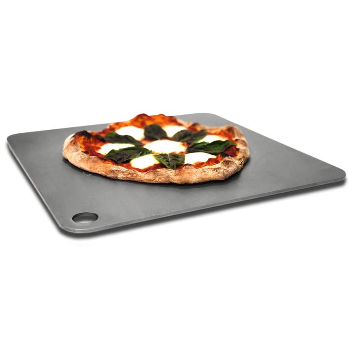 Square Pizza Steel