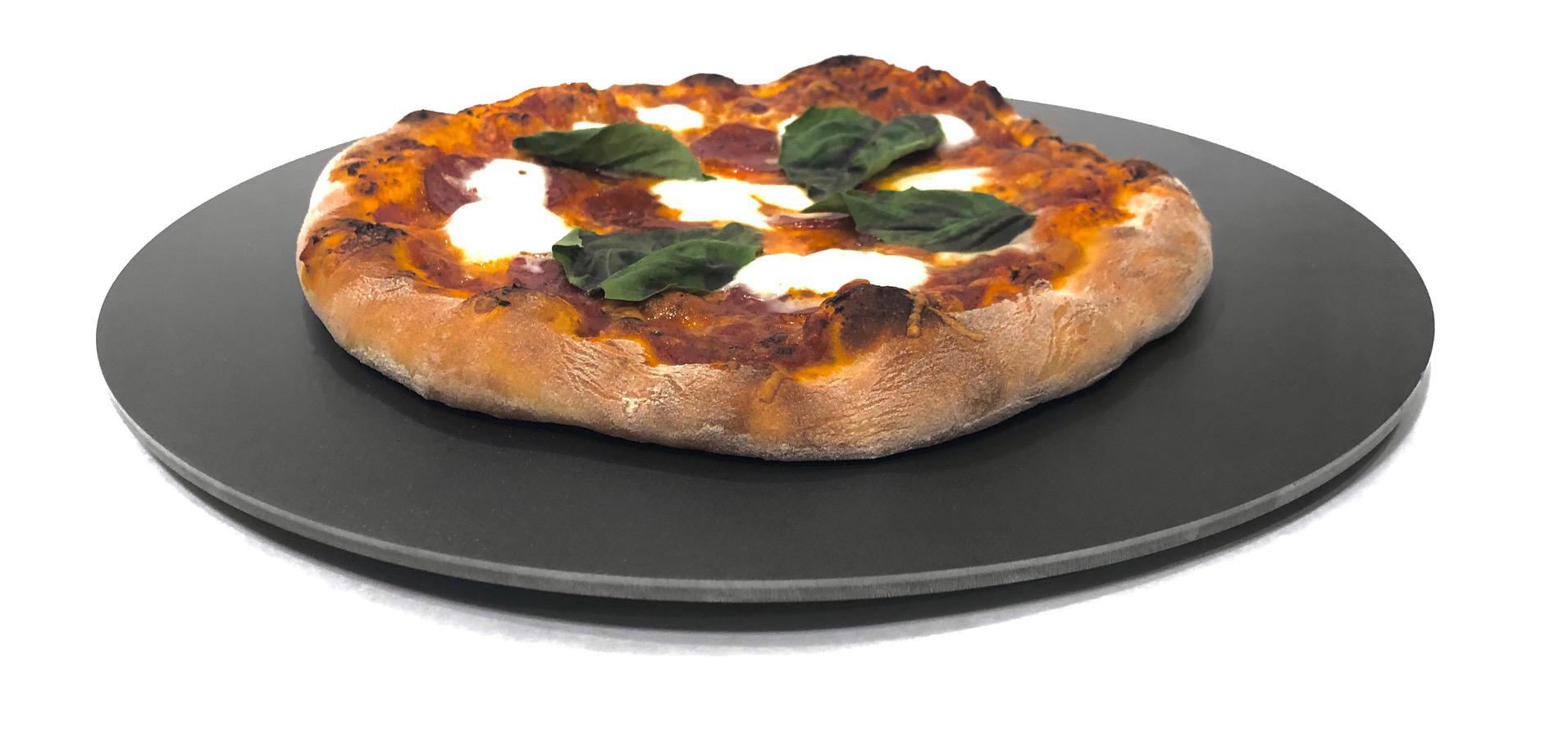 Round Pizza Steel