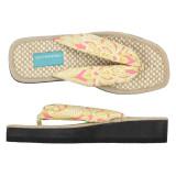 Clare Orange Sandals