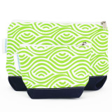 Kensington Lime Cosmetic Bag set