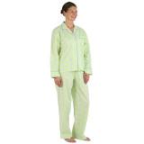 Women's crisp cotton pyjama set