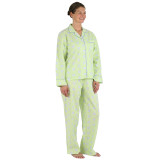 Women's crisp cotton pyjama set