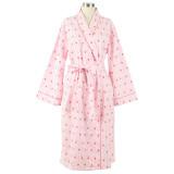 Women's bathrobe 100% cotton