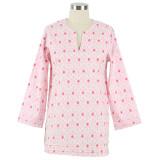 Tunic top for women 100% cotton