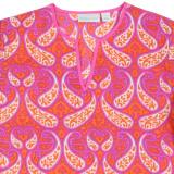 Womens cotton tunic top