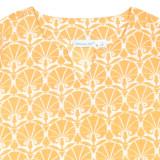 Soft all cotton voile kaftan for women