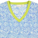 100% cotton womens tunic  top