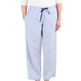 Women's soft, pure cotton seersucker lounge pants